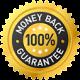 Money Back Guarantee Stamp - Transparent