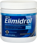 elimidrol - nighttime bottle - transparent